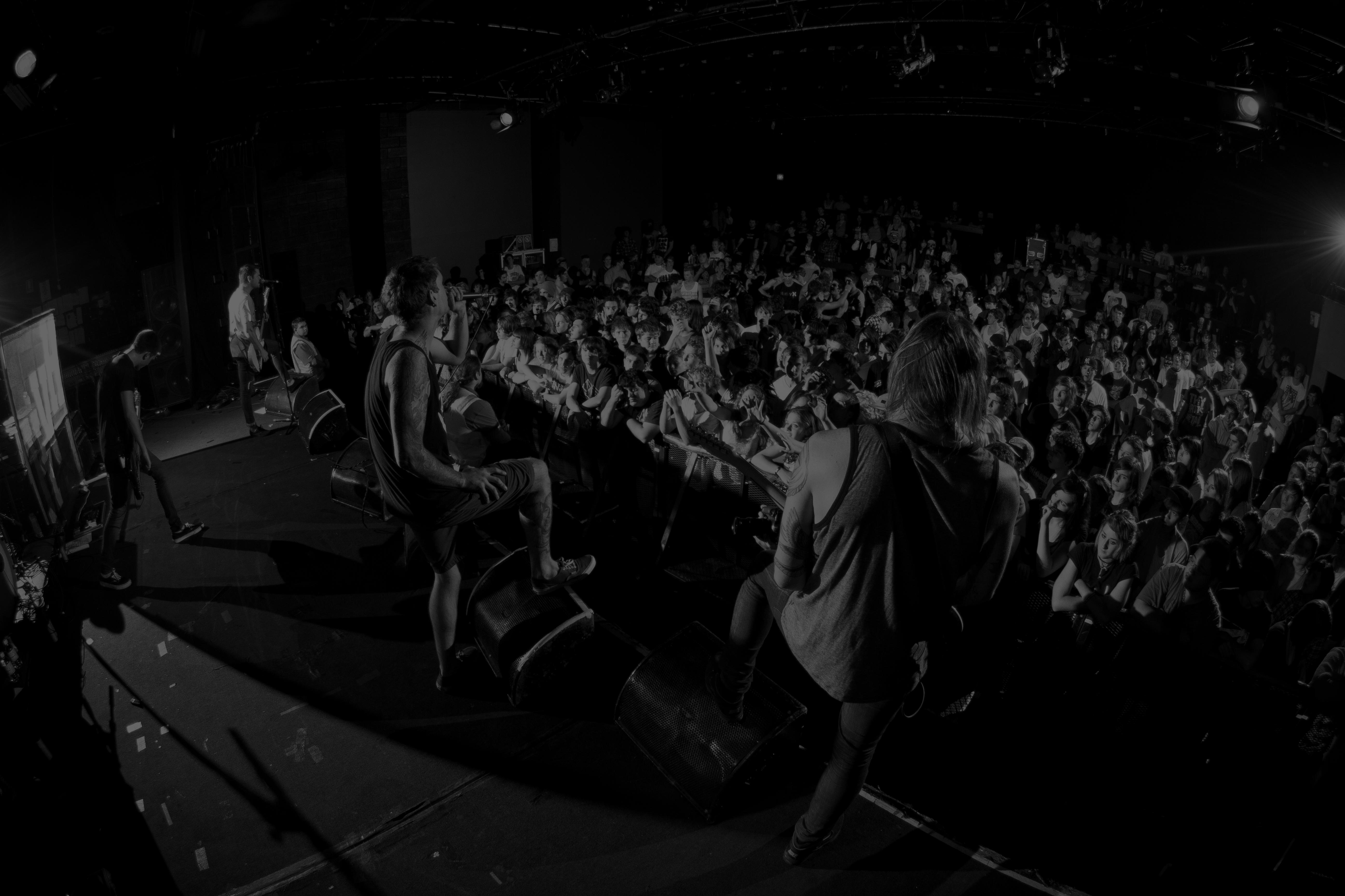 Where Bands Meet Demand. <i>Live.</i>